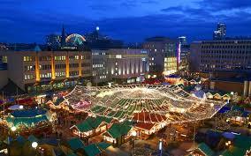 Kerstmarkt Oberhausen met traveltours van Stichting Esther